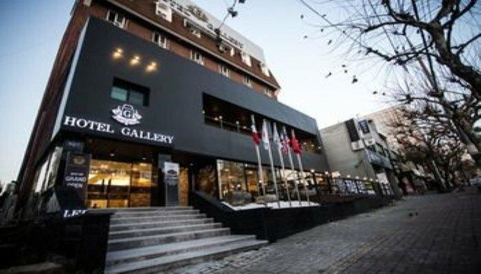 Gallery Tourist Hotel Cheongju