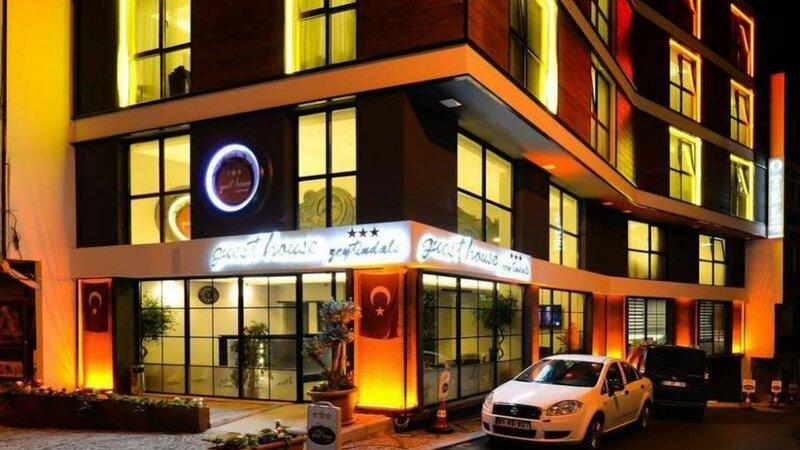 Zeytindali Hotel Trabzon