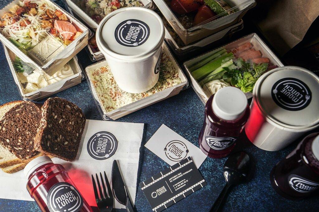 доставка еды и обедов — Муви ланч — Москва, фото №2
