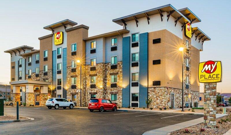 My Place Hotel-Moab, Ut
