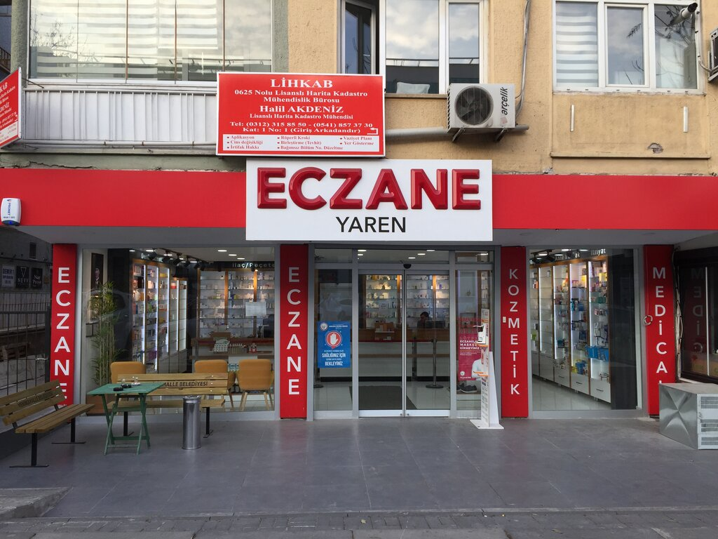 eczaneler — Yaren Eczanesi — Yenimahalle, foto №%ccount%