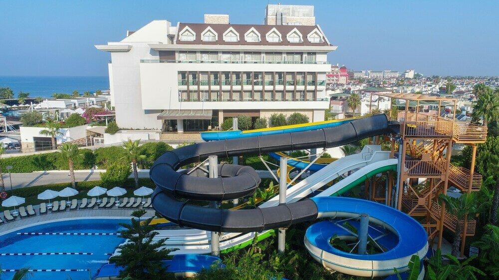 otel — Sherwood Dreams Resort — Serik, photo 1