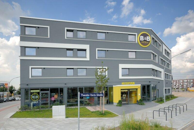 B&b Hotel Hamburg-Harburg