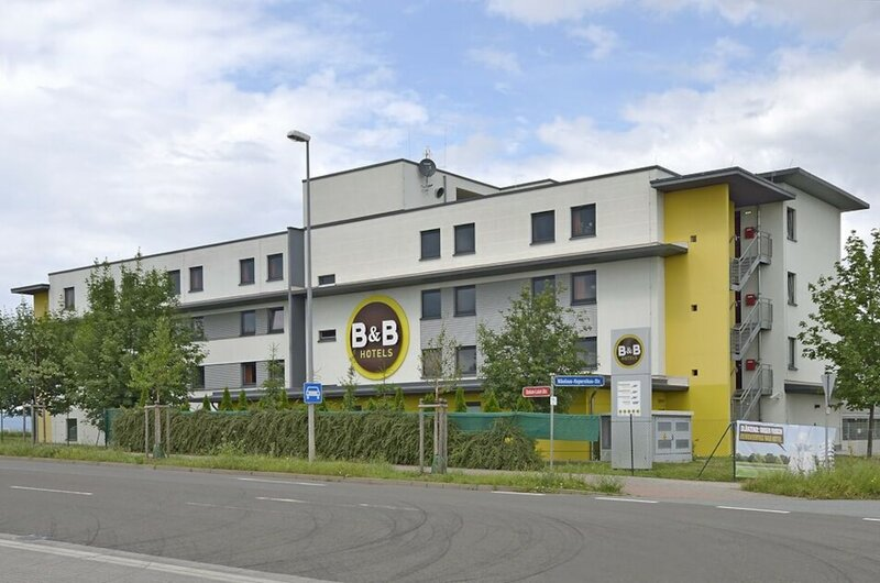 B&b Hotel Mainz-Hechtsheim