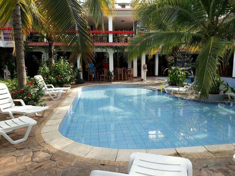 Hotel Mi Paraiso Monterrico