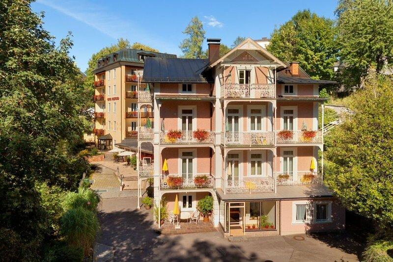 Hotel Bergfried Schoenblick