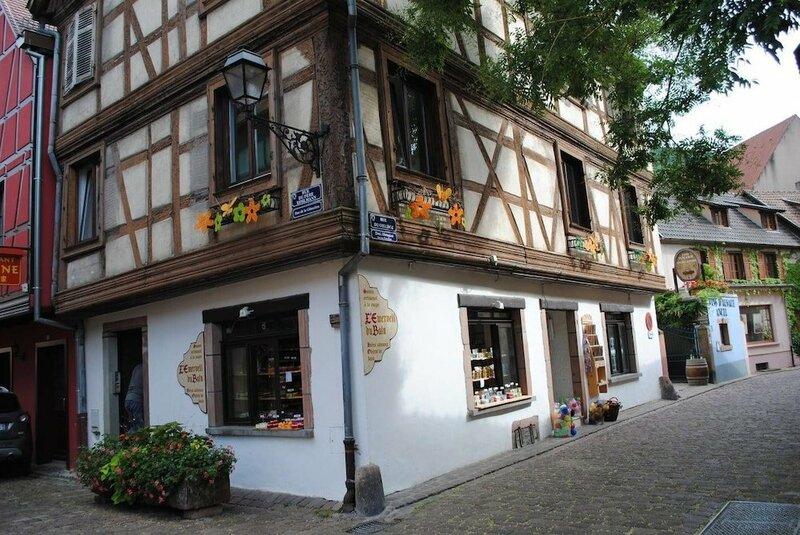 C1 Centre Alsace Route des Vins