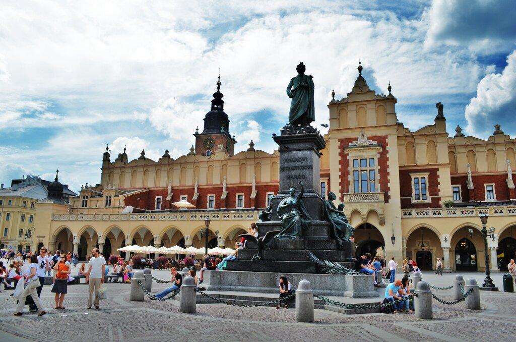 польский туризм фото световая