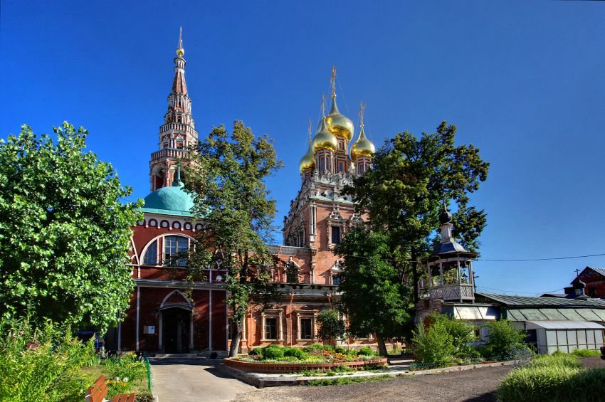 православный храм — Храм Воскресения Христова в Кадашах — Москва, фото №5