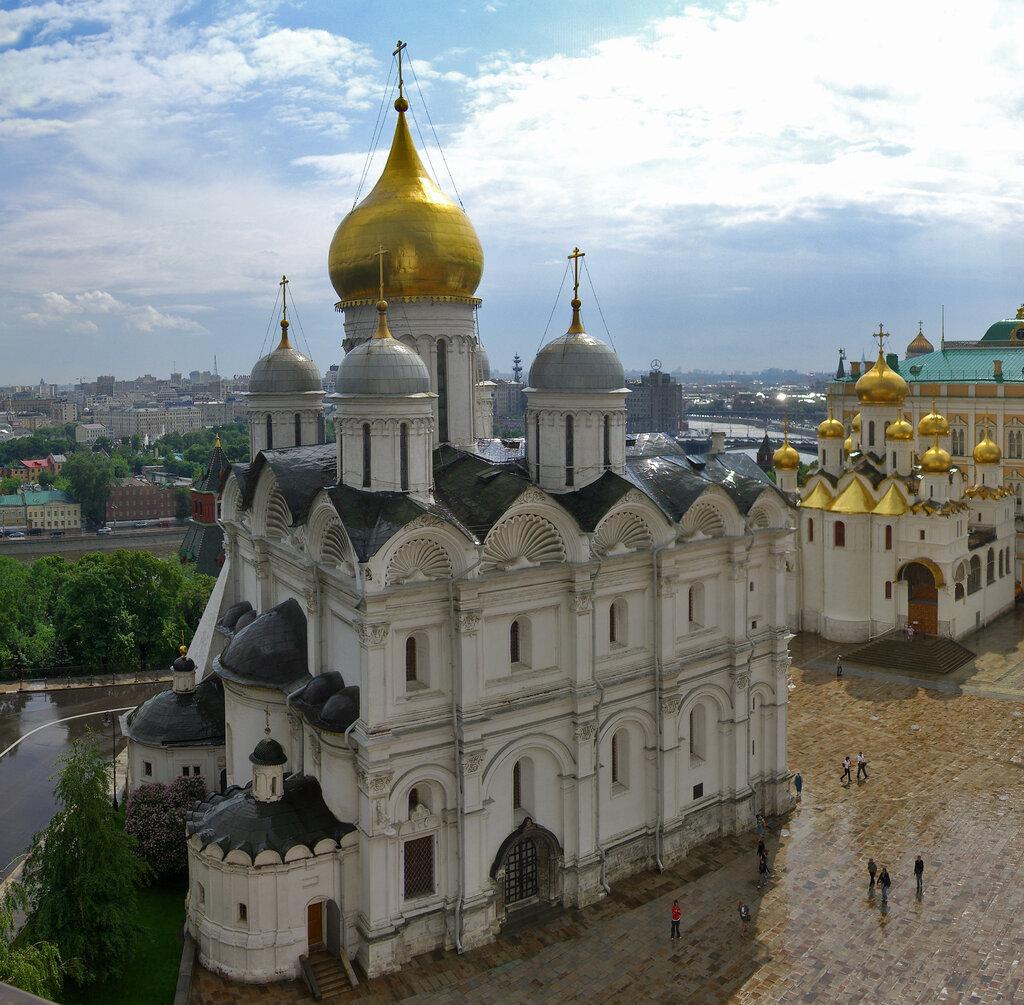 православный храм — Архангельский собор — Москва, фото №4