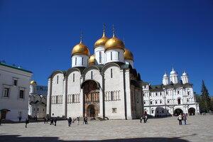 «Музеи Московского Кремля, Колокольня Иван Великий» фото 1