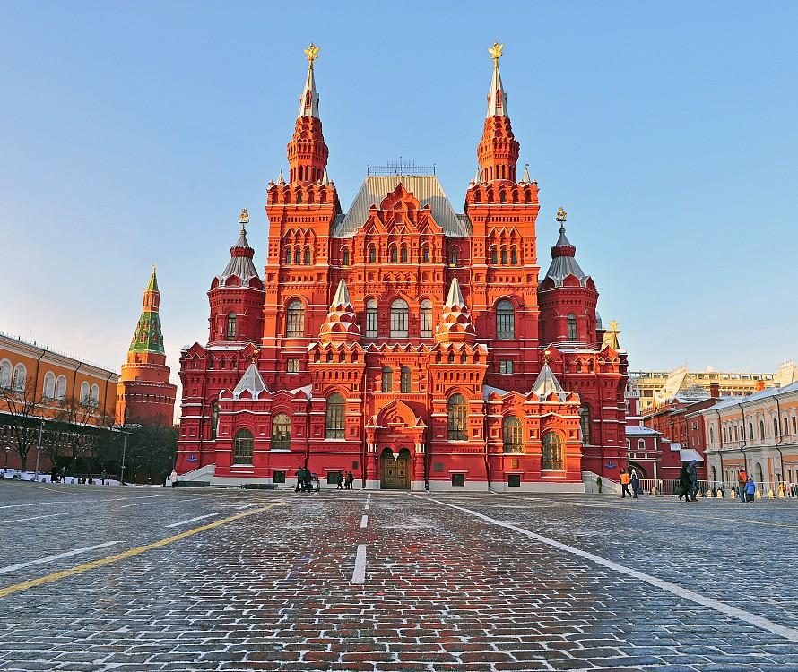 «Красная площадь» фото 2
