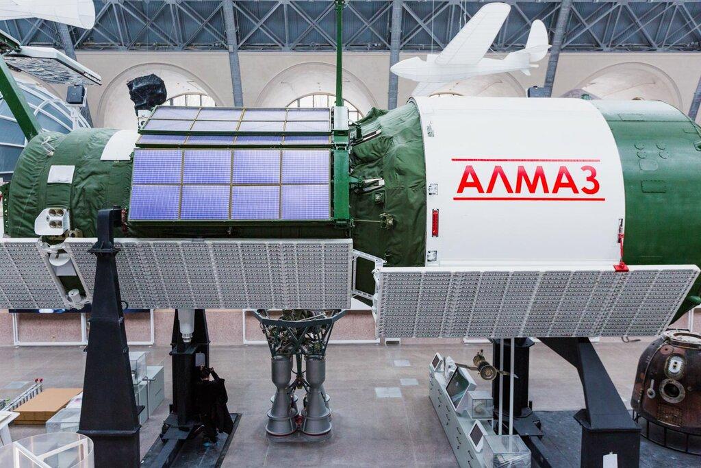 выставочный центр — Космонавтика и авиация — Москва, фото №3