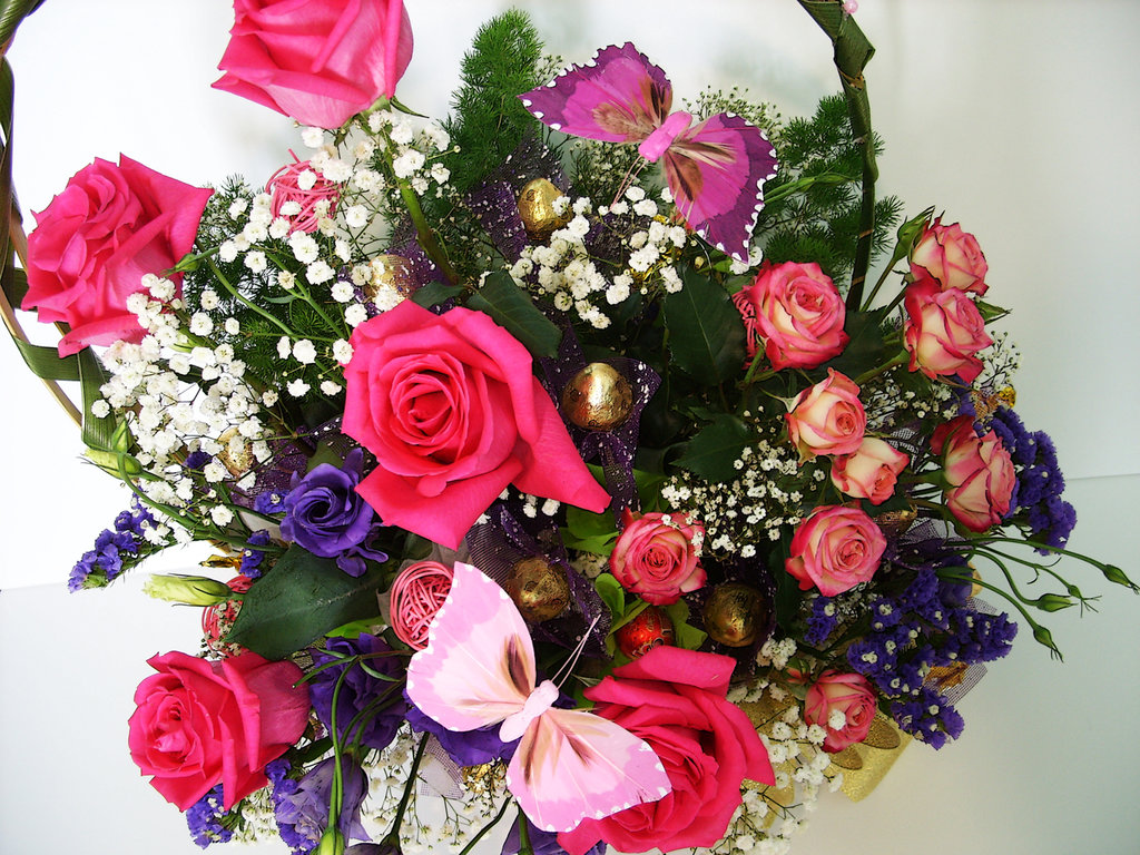 Картинки цветы на форум