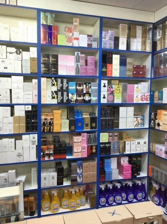 купить парфюмерию и косметику оптом в москве