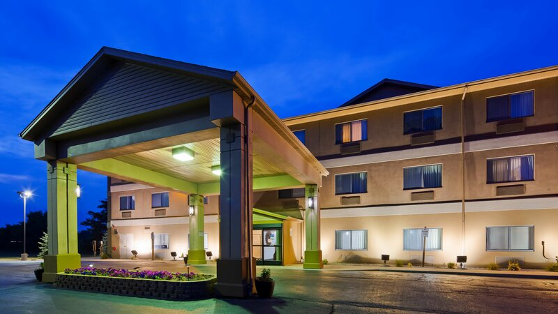 Best Western Hospitality Inn