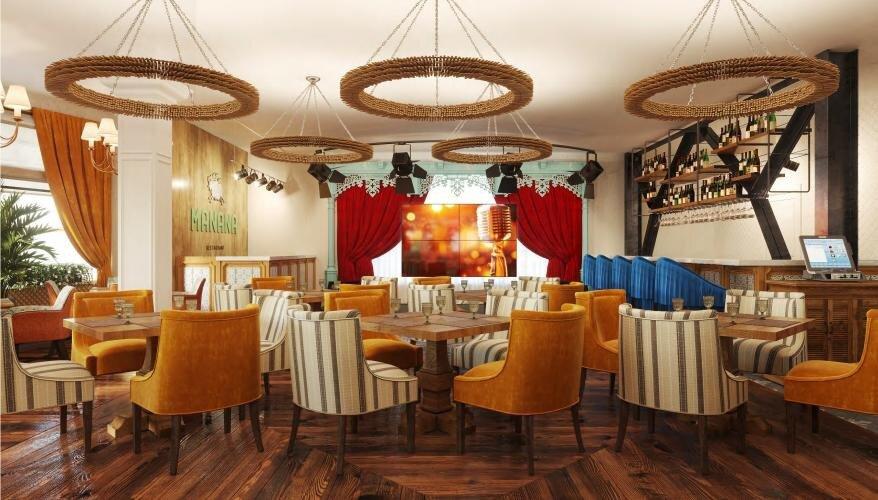 ресторан — Manana — Москва, фото №1