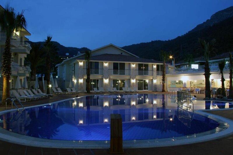 The Blue Lagoon Hotel