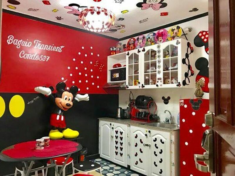 Mickey and Minnie Mouse Unit 537 Albergo