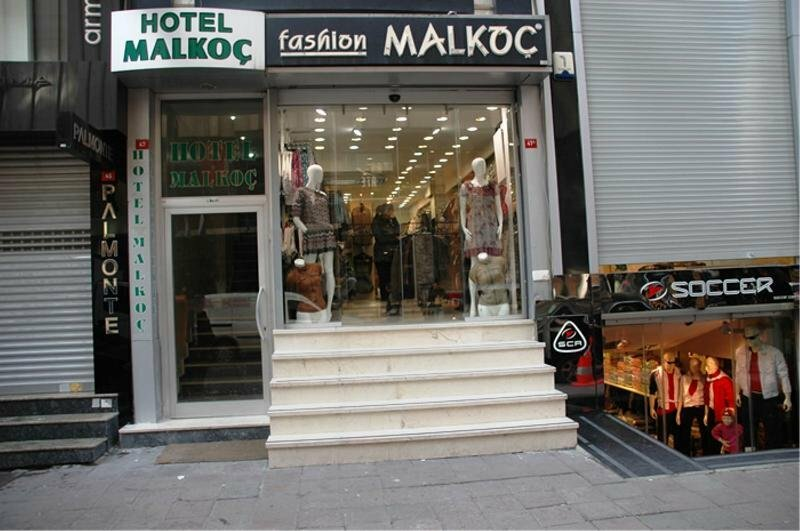 otel — Malkoç Hotel — Fatih, foto №%ccount%