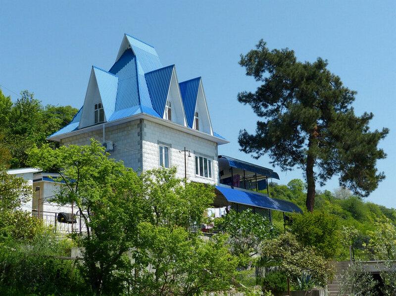 Гостевой дом Гребешок