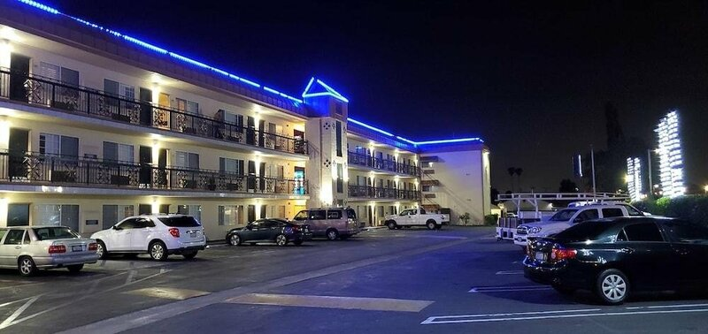 Americas Best Value Inn & Suites El Monte Los Angeles