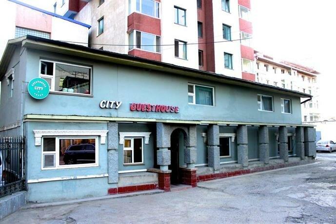 City guesthouse & tours