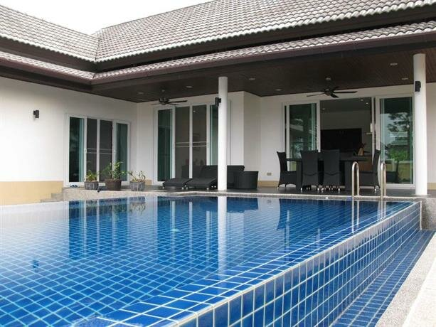 Green Garden Private Pool Villa KhaoLak