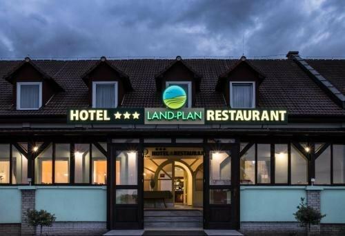 Отель Land Plan Hotel & Restaurant