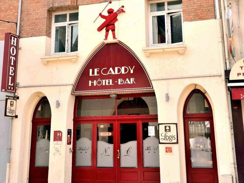 Hotel Le Caddy