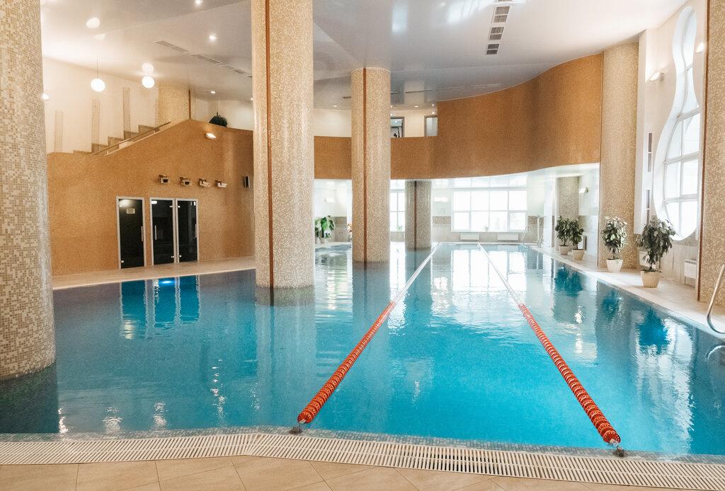 фитнес клуб на академической с бассейном москва