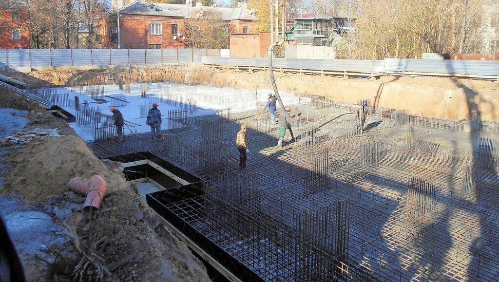 Бетон подольск гея карбоксилат бетон