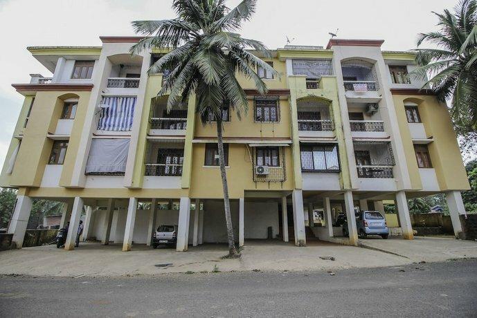 Oyo 10812 Home Cozy Studio Colva South Goa