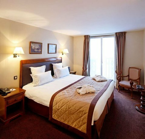 Hotel & SPA Saint James & Albany