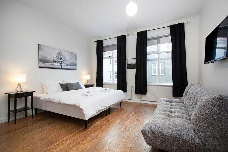 Iðunn Apartments - Near Hallgrimskirkja