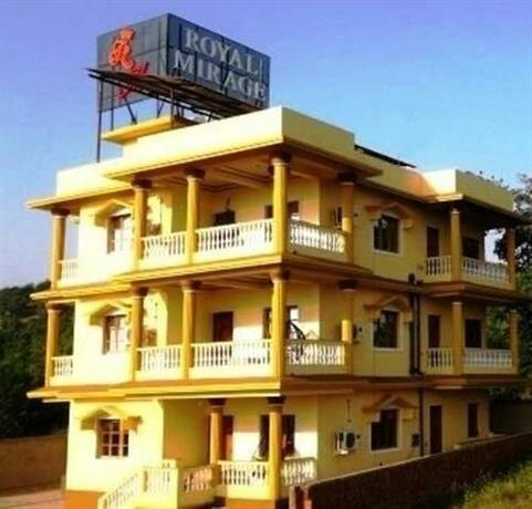 Hotel Royal Mirage Boutique Morjim