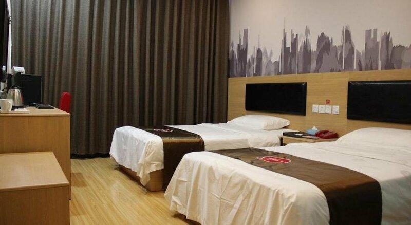 Thank Inn Chain Hotel Hubei Huanggang Huangzhou District Qingzhuanhu Road