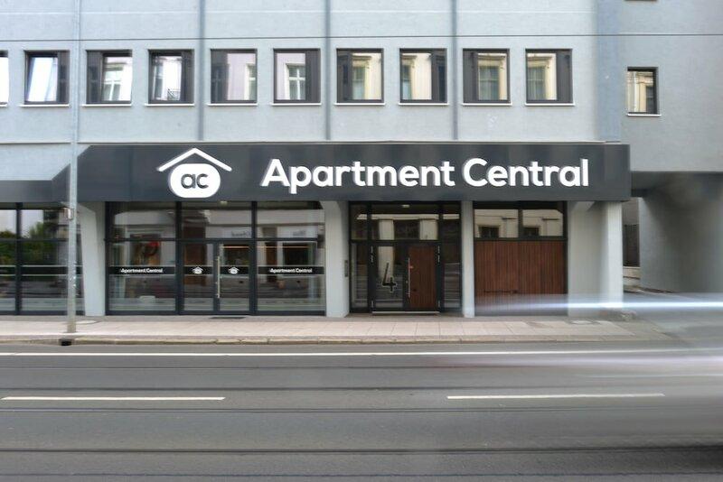 Apartment Central Leipzig