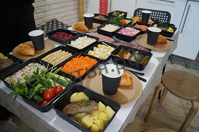 доставка еды и обедов — Кутья.рф — Москва, фото №1