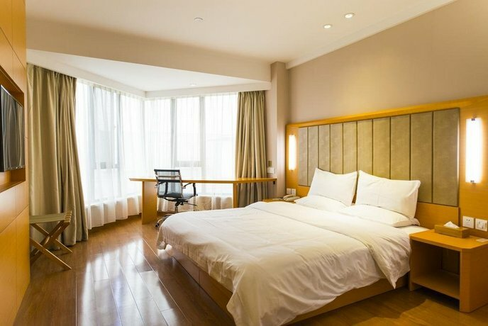 Ji Hotel Linqing City Government