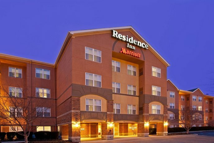 Residence Inn by Marriott Indianapolis Downtown on the Canal