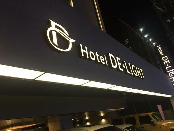 Jamsil Delight Hotel