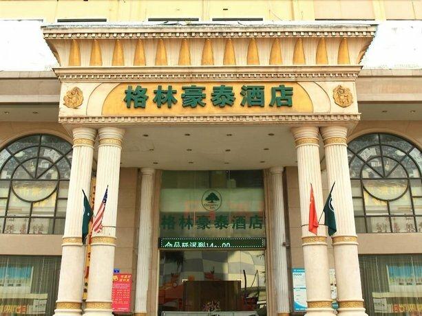 Greentree Inn Shenzhen Buji Changlong Metro Station Express Hotel