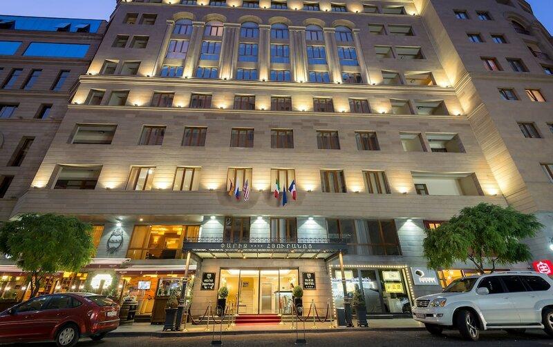 Гостиница Париж Ереван