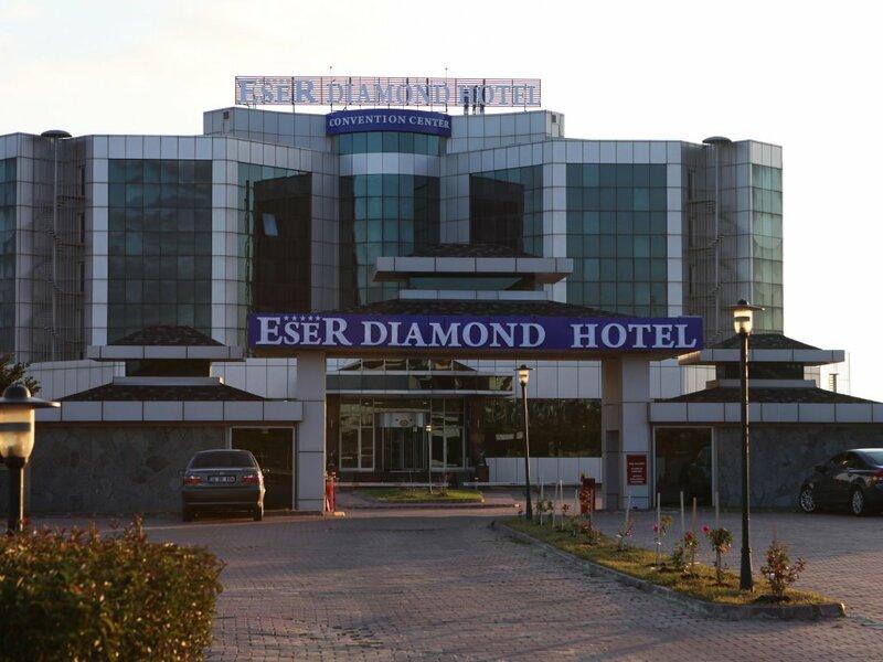 Eser Diamond Hotel & Convention Center
