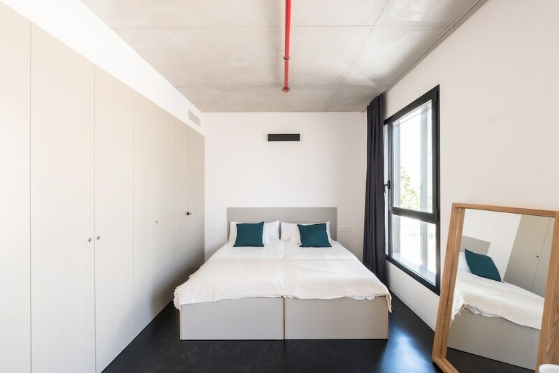 Xior Diagonal Besòs Residence Only for students and academic staff at Barcelona schools/universities