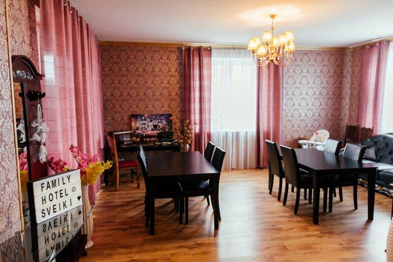 Sventes Rasa Family House