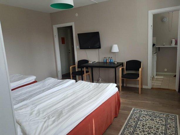 Hotel Tre Stockar