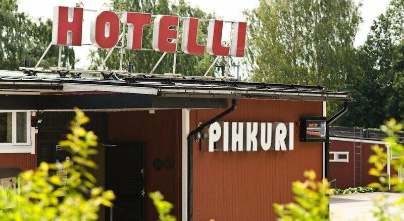 Hotel Pihkuri