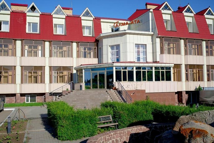 Hotel Alma Ata